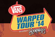 Vans Warp Tour Logo