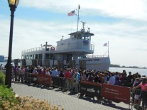 Ferry to Liberty