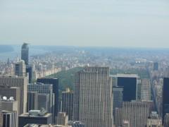 I see Central Park!
