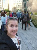 Me on the High-Line