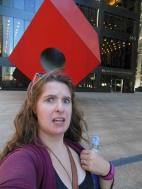 Red Cube... WHAT!!