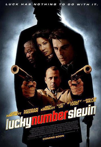 Poster-Lucky Number Slevin