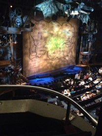 The Stage @ intermission