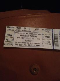 THhe Ticket
