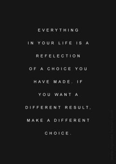 Different Choice